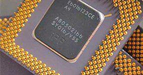Złoto w elektronice